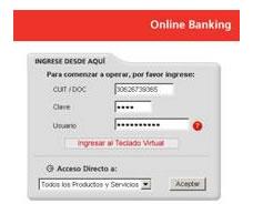 Santander advance