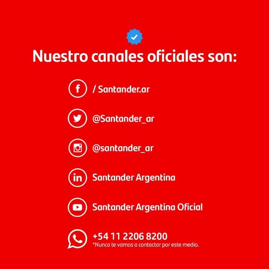 Chat Online Santander