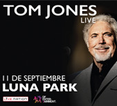 Tom Jones - 3 cuotas sin interés